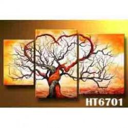 Peinture Arbre de Vie 140*80 cm