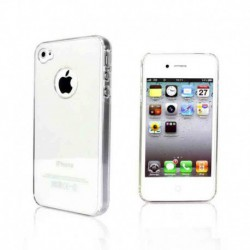 Coque I-Phone 4/4S Transparente