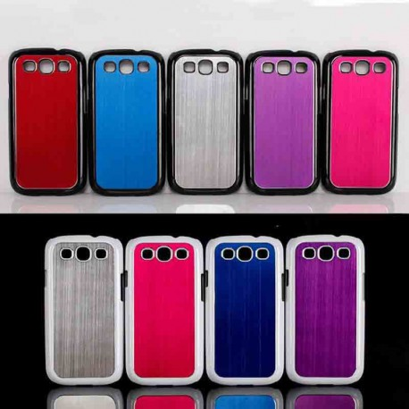 Coque Aluminium Chromé Samsung Galaxy S3