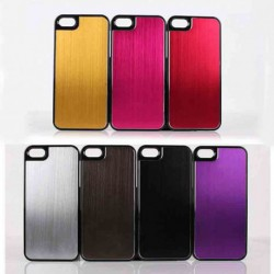 Coque Aluminium Chromé I-Phone 5