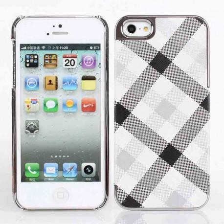 Coque I-Phone 5 Motif Ecossais