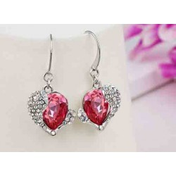 Boucles D'oreilles Swarovski® Elements