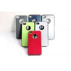 Coque Aluminium Chromé I-Phone 4/4S
